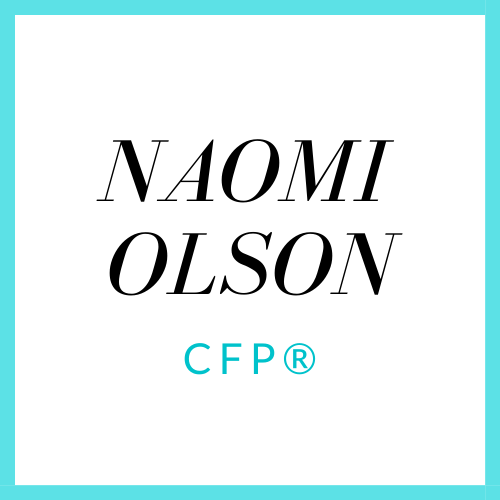Naomi Olson CFP®'s logo